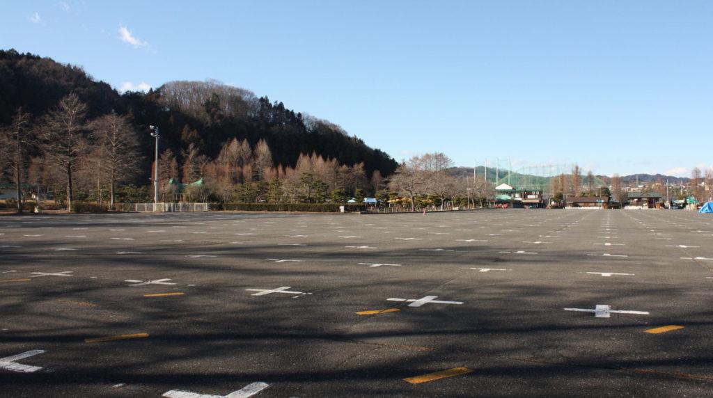 サマーランド駐車場
